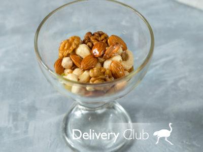 Орешки с мёдом