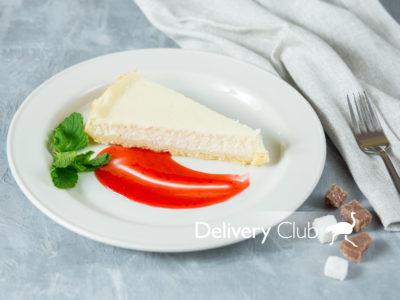 Сырный торт (чизкейк)